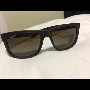 Ray Bans Justin sunglasses